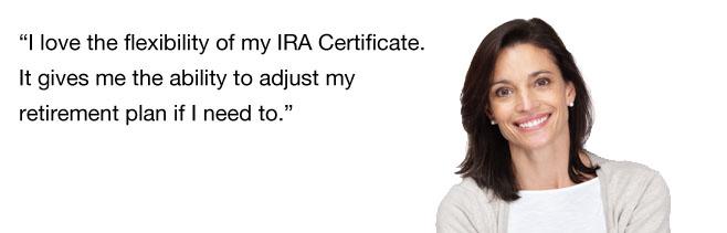 Arrowhead Credit Union Ira Certificates Overview