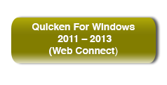 Quicken for Windows Web Connect