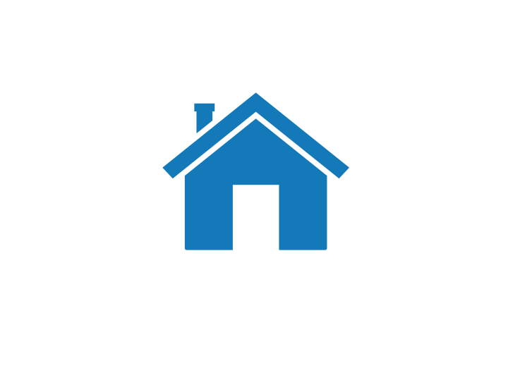 Home Icon With Refresh Arrows